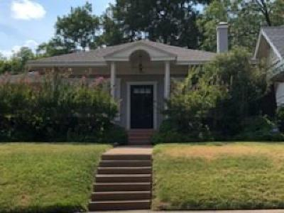 Fort Worth Residential Lease For Lease: 1408 Virginia Place