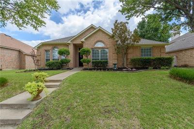 Lewisville Single Family Home For Sale: 1328 Colby Drive