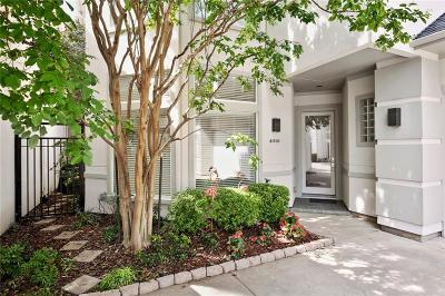 Dallas Single Family Home For Sale: 4010 Rawlins Street