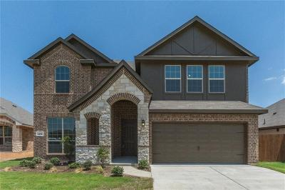 Fort Worth TX Single Family Home For Sale: $275,069