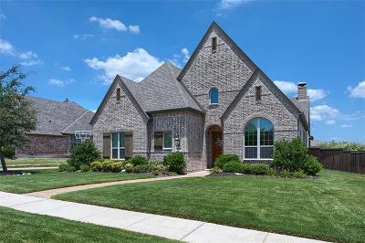 Prosper Single Family Home For Sale: 711 Essex Drive