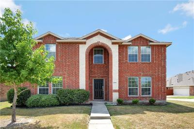 Glenn Heights Single Family Home For Sale: 2005 Bentwood Drive