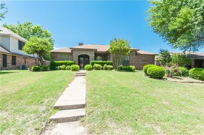 Garland Single Family Home For Sale: 2905 Princewood Drive