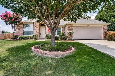 Mansfield TX Single Family Home For Sale: $279,000