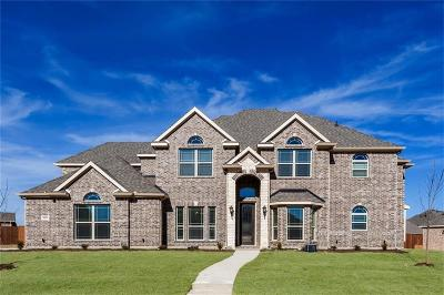 Mansfield TX Single Family Home For Sale: $482,158