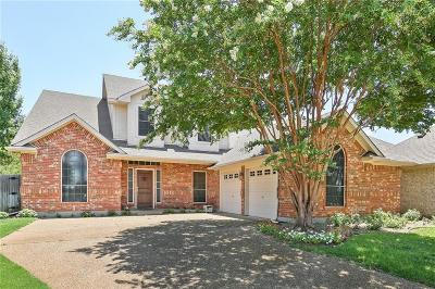 Keller Single Family Home For Sale: 621 Wyndham Circle
