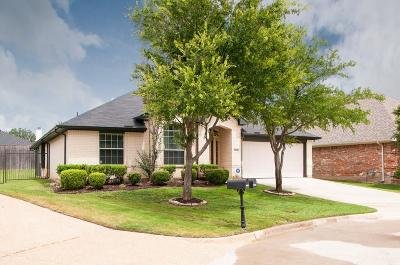 Fort Worth TX Single Family Home For Sale: $235,000