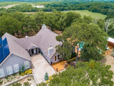 Aubrey Single Family Home For Sale: 5047 Rock Hill Road