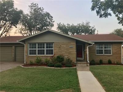 Breckenridge Single Family Home For Sale: 1502 Ridgeway Circle