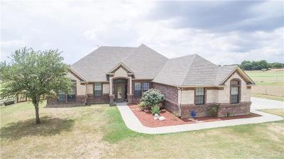 Weatherford Single Family Home For Sale: 364 Saddle Club Road