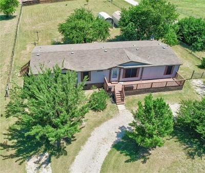 Farmersville Single Family Home Active Kick Out: 16279 County Road 605