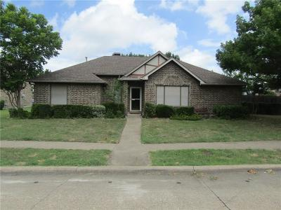 Mesquite Single Family Home For Sale: 2413 Brookhaven Drive