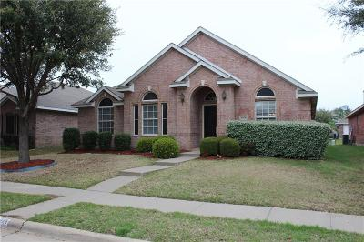 The Colony Residential Lease For Lease: 5624 Foxfire Lane