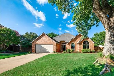 Flower Mound Single Family Home For Sale: 2300 Stoney Brook Lane
