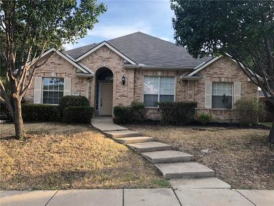 Carrollton  Residential Lease For Lease: 1801 Boyd Court