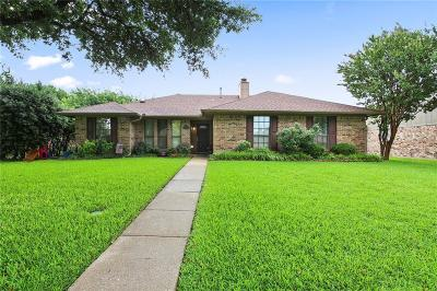 Carrollton Single Family Home For Sale: 4002 Windy Crest Drive