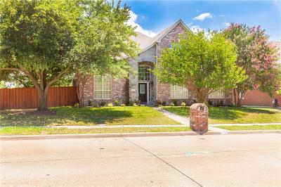 Richardson Single Family Home For Sale: 5710 Sowerby Drive