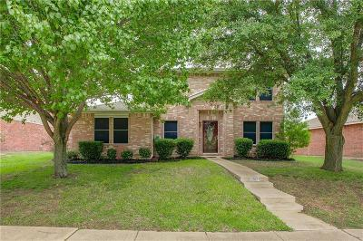 Wylie Single Family Home For Sale: 1206 Coral Reef Lane