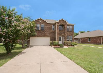 Wylie Single Family Home For Sale: 1509 Spinnaker Way