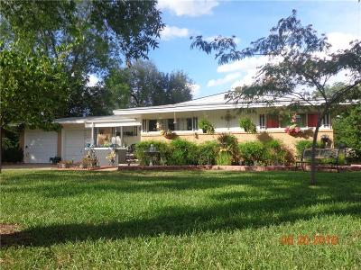 Brownwood Single Family Home Active Option Contract: 2108 12th Street