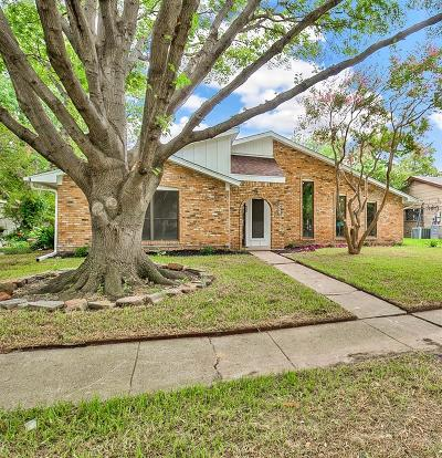 Single Family Home Active Contingent: 522 San Pedro Drive