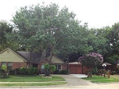 Garland Single Family Home For Sale: 5413 Deep Canyon Drive
