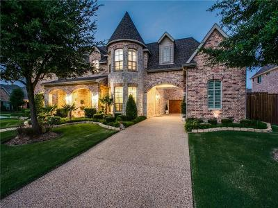Allen Single Family Home For Sale: 2264 Hermitage Drive