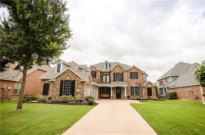 Rowlett Single Family Home For Sale: 10510 Waterview Parkway