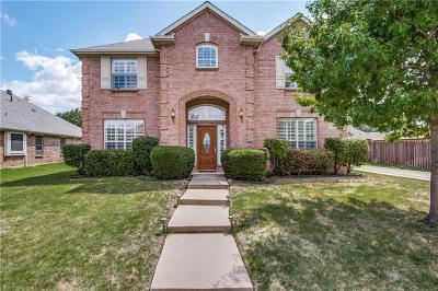 Carrollton Single Family Home For Sale: 1813 Andress Drive