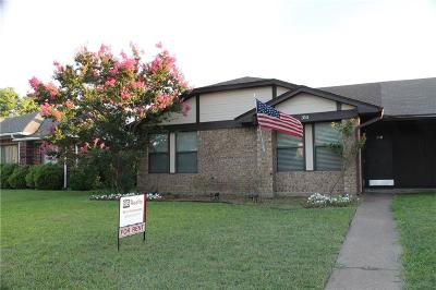 Garland Residential Lease For Lease: 310 E Amberway Lane