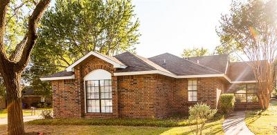 Rowlett Single Family Home For Sale: 4501 Monterrey Drive