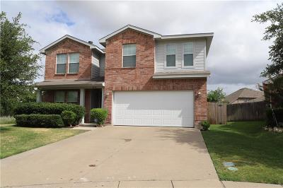 Fort Worth Residential Lease For Lease: 4344 Silverwood Trail