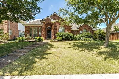 Frisco Single Family Home For Sale: 6753 Gatewick Drive