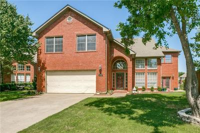 Irving Single Family Home Active Contingent: 9438 Abbey Road