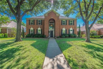 Coppell Single Family Home For Sale: 133 Windham Circle