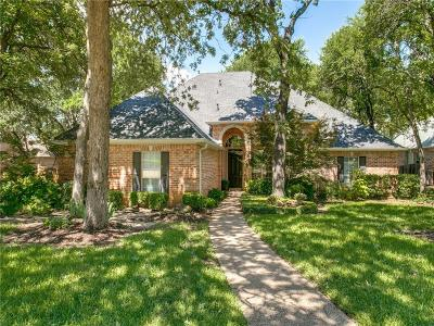Southlake Single Family Home For Sale: 402 Timber Lake Drive