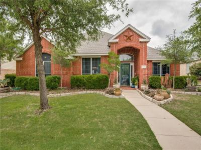 Keller Single Family Home For Sale: 428 Blackjack Trail