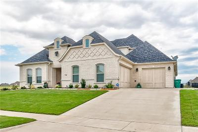 Grayson County Single Family Home Active Contingent: 1229 Eagle Glen Pass