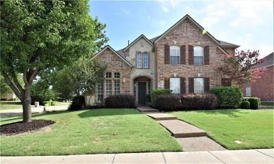 McKinney Single Family Home For Sale: 8101 Oakcrest Drive