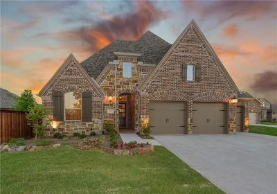 McKinney Single Family Home For Sale: 412 Lake Weatherford