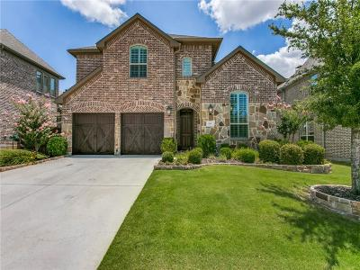 Frisco Single Family Home For Sale: 6382 Fire Creek Trail