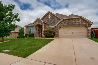 Crandall Single Family Home For Sale: 106 Fieldview Drive