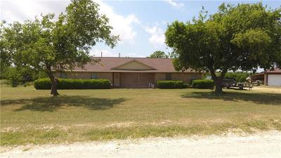 Rhome Single Family Home For Sale: 493 Martindale Lane