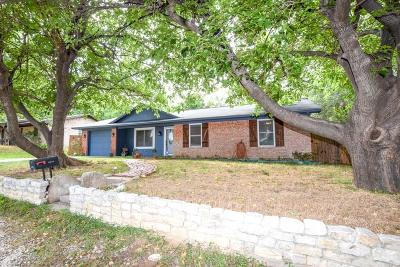 Stephenville TX Single Family Home For Sale: $147,500