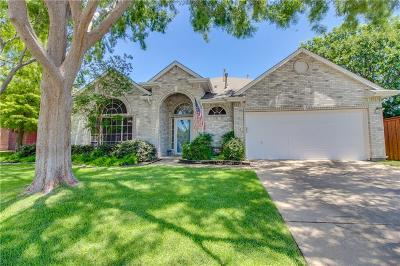 Lewisville TX Single Family Home For Sale: $300,000