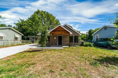 Dallas Single Family Home For Sale: 2622 Ghent Street