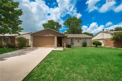 North Richland Hills Single Family Home Active Option Contract: 7457 Sandhurst Lane S