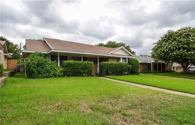 Irving Single Family Home For Sale: 2027 Sandy Lane