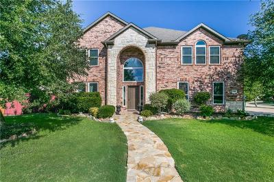 Wylie Single Family Home For Sale: 1900 Fountain Spray Drive