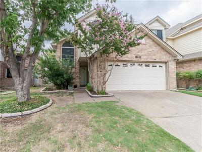 Carrollton Single Family Home For Sale: 3803 Branch Hollow Circle